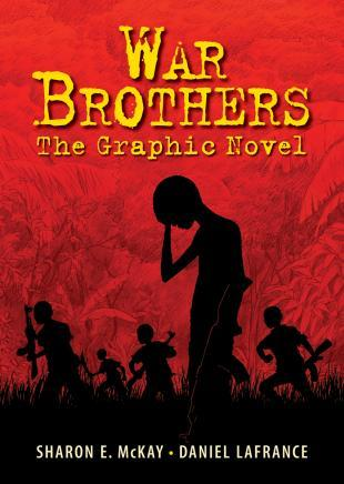 Book Cover War Brothers