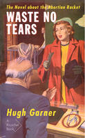 Book Cover Waste No Tears