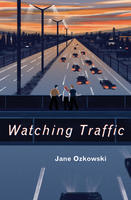 Book Cover Watching Traffic