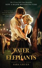 Book Cover Water for Elephants