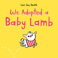 Book Cover We Adopted a Lamb