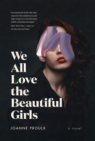 Book Cover We All Love the Beautiful Girls