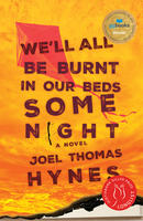 Book Cover We'll All Be Burnt in Our Beds