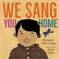 Book Cover We Sang You Home