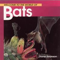 Book Cover Welcome to the World of Bats