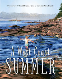Book Cover West Coast Summer