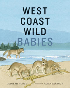 Book Cover West Coast Wild Babies