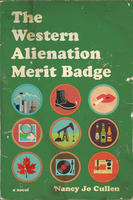 Book Cover Western Alienation Merit Badge