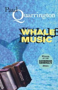 Book Cover Whale Music