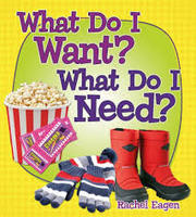 book cover what do i want what do i need