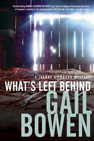 Book Cover What's Left Behind