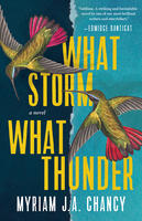 Book Cover What Storm What Thunder