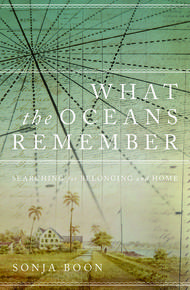 Book Cover What the Oceans Remember