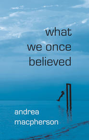 Book Cover What We Once Believed