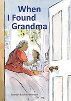 Book Cover When I Found Grandma