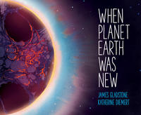 Book Cover When Planet Earth Was New