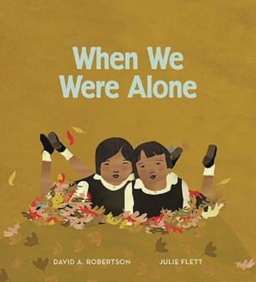 Book Cover When We Were Alone
