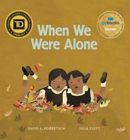 Book Cover When We Were Alone