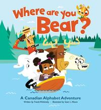 Book Cover Where Are You Bear