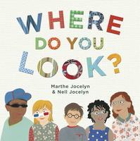 Book Cover Where Do You Look