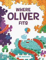 Book Cover Where Oliver Fits