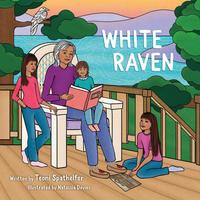 Book Cover White Raven