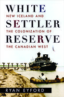 Book Cover White Settler Reserve