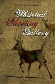 Book Cover Whitetail Shooting Gallery