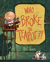 Book Cover Who Broke the TEapot