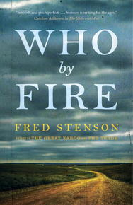 Book Cover Who By Fire