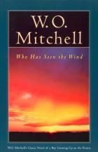 Book Cover Who Has Seen The Wind