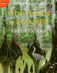 Book Cover Who Needs a Swamp
