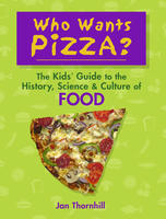 Book Cover Who Wants Pizza