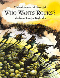 Book Cover Who Wants Rocks