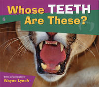 Book Cover Whose Teeth Are These
