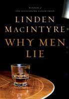 book cover why men lie