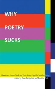 Book Cover Why Poetry Sucks