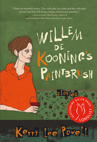 Book Cover Willen de Koonig's Paintbrush