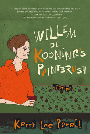 Book Cover Willem De Koonigs Paintbrush
