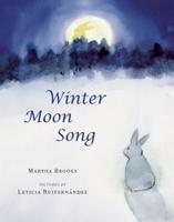 Book Cover Winter Moon Song