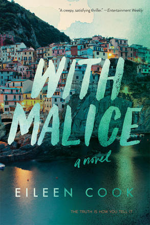 Book Cover With Malice