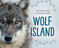 Book Cover Wolf Island