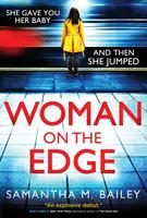 Book Cover Woman on the Edge
