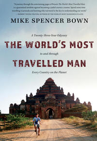 Book Cover World's Most Well Travelled Man