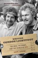 Book Cover Writing Gordon Lightfoot