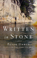 Book Cover Written in Stone