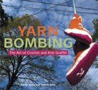 Book Cover Yarn Bombing