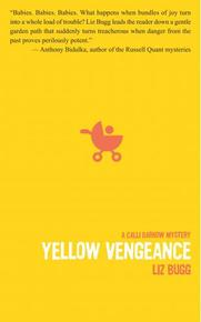 Book Cover Yellow Vengeance