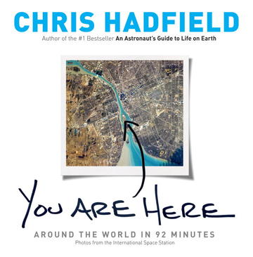Book Cover You Are Here
