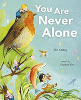 Book Cover You Are Never Alone